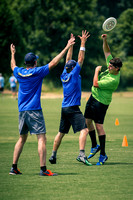 Summer Ultimate League -- EOST -- 2014