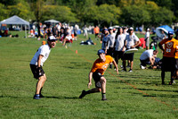 Sunday Action -- 2017 USAU Northeast Regionals