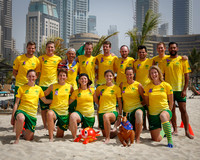 Australia Mixed Team Photo - WCBU 2015
