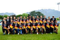 WJUC 2014 Open Bronze Medalists, Germany U19 Open Team Photo