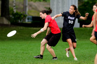 Sunday - Womens Semifinal Round - 2016 USAU Northeast Regionals