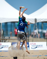 USAU 2015 Beach Nationals Sunday