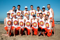 Beachboat Team Photo - Mixed - USA Ultimate Beach Championships 2015