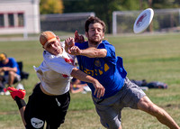 USAU Northeast Men's Regionals -- Sunday