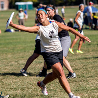 USAU Northeast Women's Regionals - Sunday