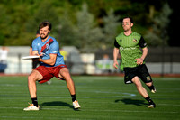 MLU Rumble vs. Spinners