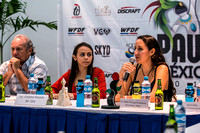 2015 Pan American Ultimate Championships (PAUC) - Press Conference