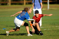 Women's 2010 National Championship -- Fury v. Capitals