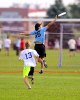 Saturday Round 4 - 2015 USAU Youth Club Championships