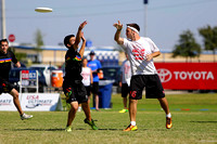 Mixed Semis - 2014 USAU National Championships