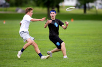 Friday Round 1 - 2015 USAU Youth Club Championships