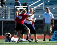 2013 USA Ultimate National Championships Semifinal: Scandal vs.