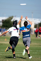 Ozone vs Phoenix - Placement Games - USAU Club Nationals 2015