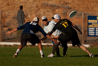 AUDL San Jose Spiders Exhibition Game 11/16/2013