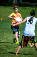 Semis - Sun Girls - USAU 2013 HS Southerns