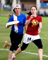 Friday Women's Pre-quarters - Nightlock vs Molly Brown