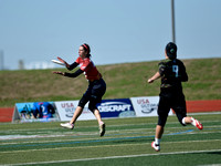 USA ULTIMATE NATIONAL MIXED SEMI - Saturday