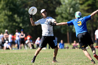 USAU NE Regionals 2013 -- Men's, Sunday Round 3
