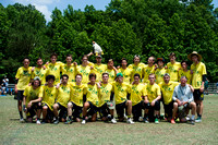 University of Oregon Team Photo - 2016 USA Ultimate College Cham
